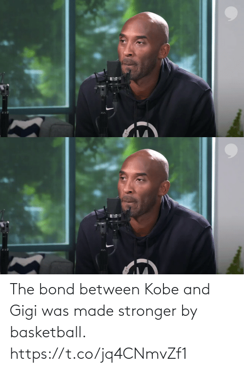 Https T: The bond between Kobe and Gigi was made stronger by basketball. https://t.co/jq4CNmvZf1