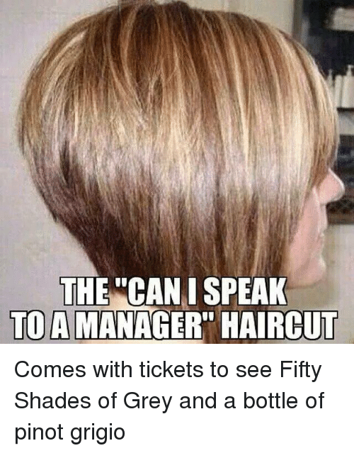 25 Best Memes About Speak To A Manager Haircut Speak To A
