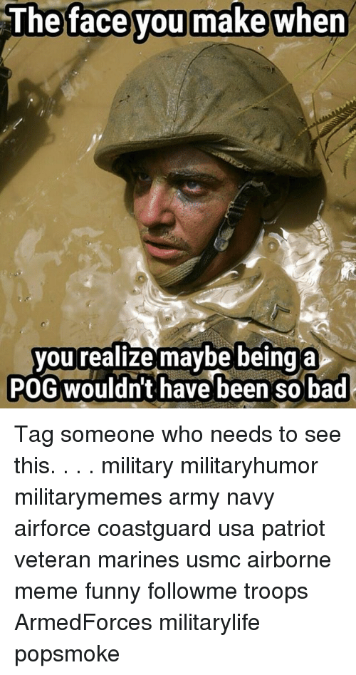 what is a pog marines