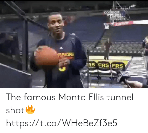 ellis: The famous Monta Ellis tunnel shot🔥  https://t.co/WHeBeZf3e5