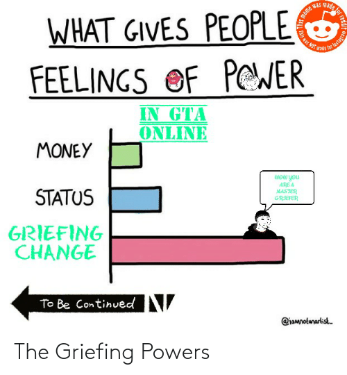 powers: The Griefing Powers