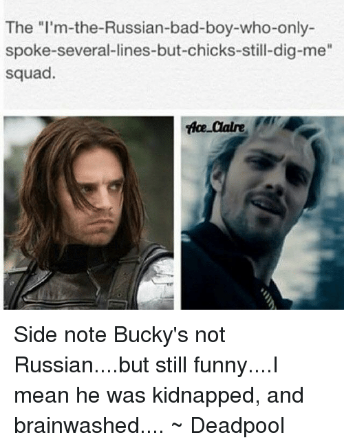The I'm-The-Russian-Bad-Boy-Who-Only- Spoke Several-Lines