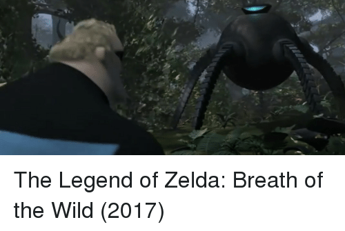 Breath Of The: The Legend of Zelda: Breath of the Wild (2017)