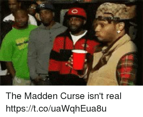 Tom Brady, Madden, and Madden Curse: The Madden Curse isn't real https://t.co/uaWqhEua8u