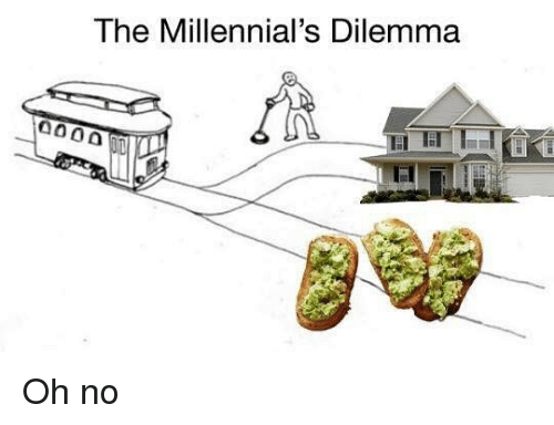Memes, Millennials, and 🤖: The Millennial's Dilemma Oh no