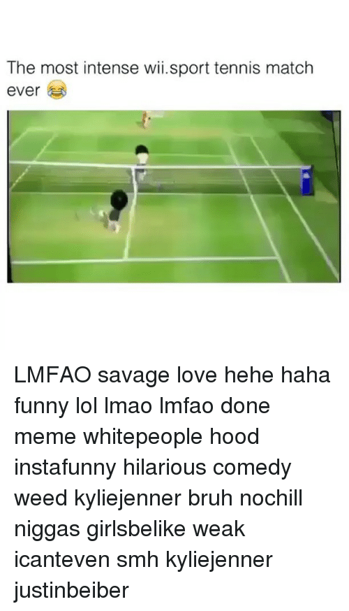 tenny: The most intense wii.sport tennis match  ever LMFAO savage love hehe haha funny lol lmao lmfao done meme whitepeople hood instafunny hilarious comedy weed kyliejenner bruh nochill niggas girlsbelike weak icanteven smh kyliejenner justinbeiber