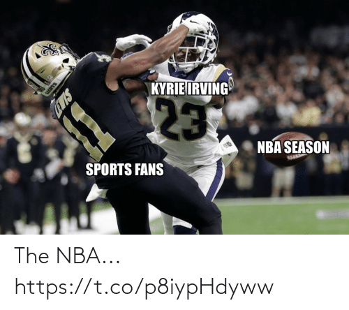 NFL: The NBA... https://t.co/p8iypHdyww