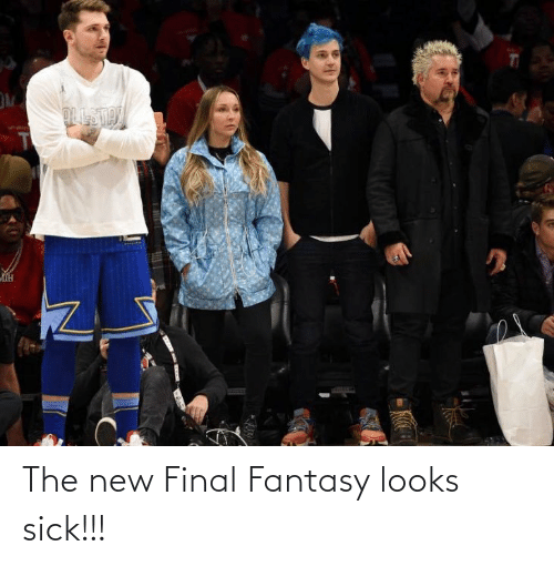 Sick: The new Final Fantasy looks sick!!!