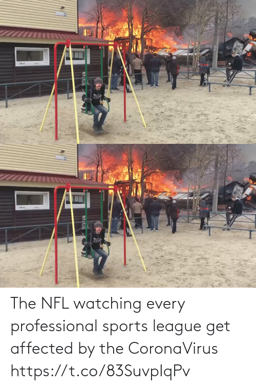 ballmemes.com: The NFL watching every professional sports league get affected by the CoronaVirus https://t.co/83SuvpIqPv