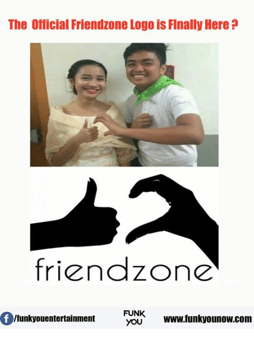 Friendzone, Memes, and Logos: The Official FriendZone Logo is FInally Here?  friend zone  FUNK  /funkyou entertainment  YOU  www.funkyounow.com