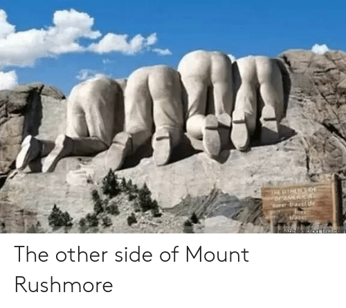 Rushmore: The other side of Mount Rushmore