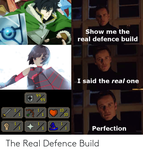 real: The Real Defence Build