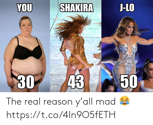 Reason: The real reason y'all mad 😂 https://t.co/4In9O5fETH