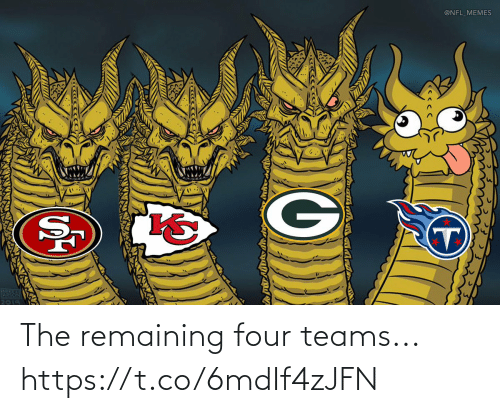 Football, Nfl, and Sports: The remaining four teams... https://t.co/6mdIf4zJFN