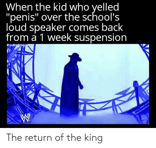 king: The return of the king