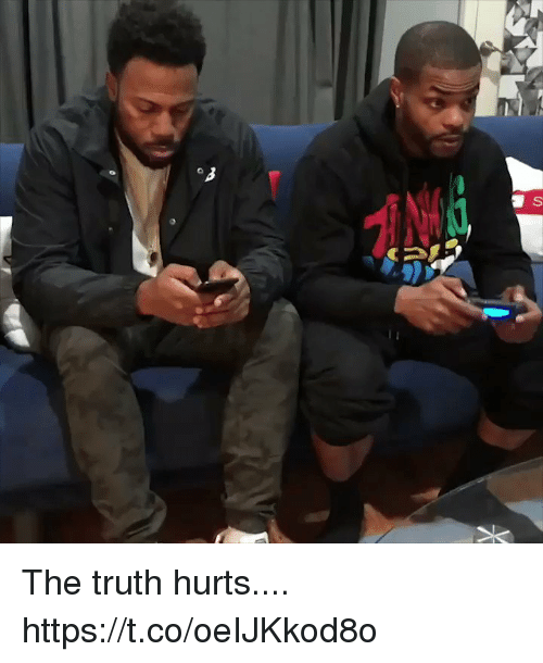 the truth hurts: The truth hurts.... https://t.co/oeIJKkod8o