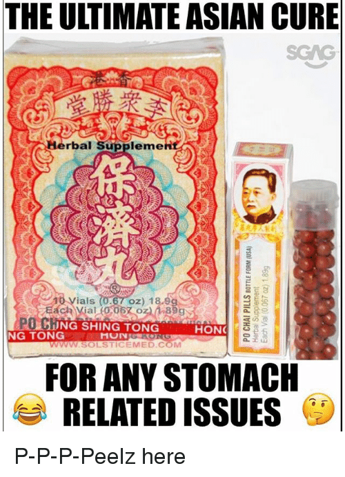 tong: THE ULTIMATE ASIAN CURE  rbal Suppleme  10 Vials  oz) 1  PO C  NG TONG  リ18;ING SHING TONG  HON  WwM.SOLSTICEMED.COM  FOR ANY STOMACH  RELATED ISSUES P-P-P-Peelz here