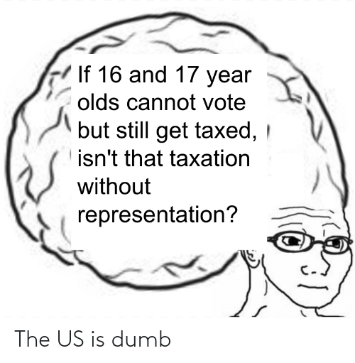 Dumb: The US is dumb