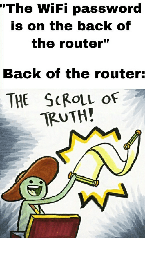 🅱️ 25+ Best Memes About the Scroll of Truth | the Scroll of Truth