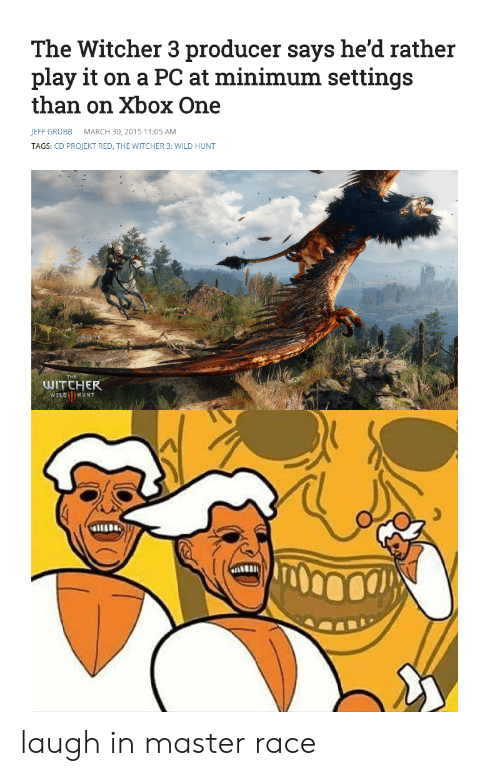 🅱️ 25+ Best Memes About the Witcher 3 Wild Hunt | the Witcher 3