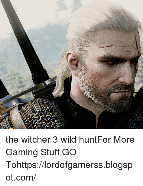 witcher 3: the witcher 3 wild huntFor More Gaming Stuff GO Tohttps://lordofgamerss.blogspot.com/