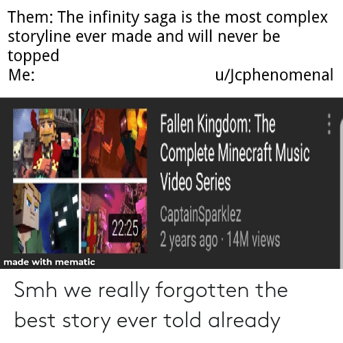 Them the Infinity Saga Is the Most Complex Storyline Ever