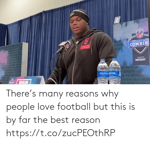 By Far: There's many reasons why people love football but this is by far the best reason https://t.co/zucPEOthRP