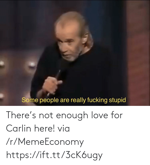Ift Tt: There's not enough love for Carlin here! via /r/MemeEconomy https://ift.tt/3cK6ugy