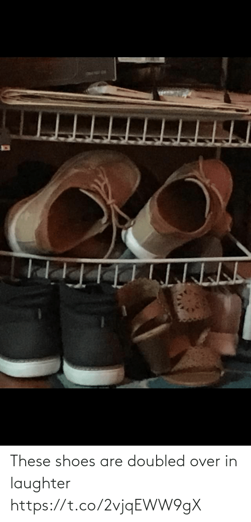 Faces-in-Things: These shoes are doubled over in laughter https://t.co/2vjqEWW9gX