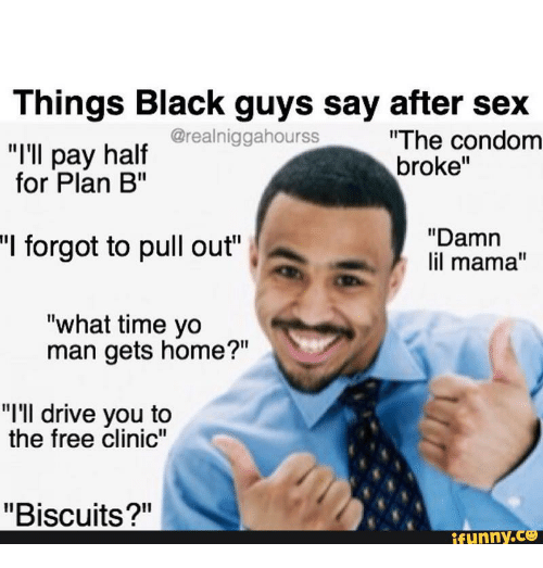 What The Fuck Black Guy