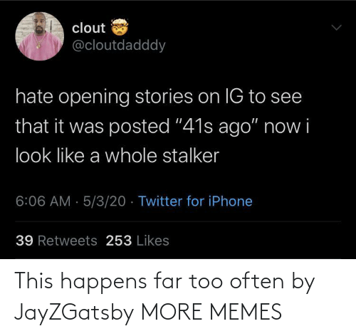 Far: This happens far too often by JayZGatsby MORE MEMES