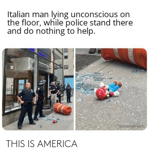 America: THIS IS AMERICA