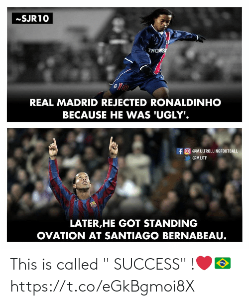"""called: This is called """" SUCCESS"""" !❤🇧🇷 https://t.co/eGkBgmoi8X"""