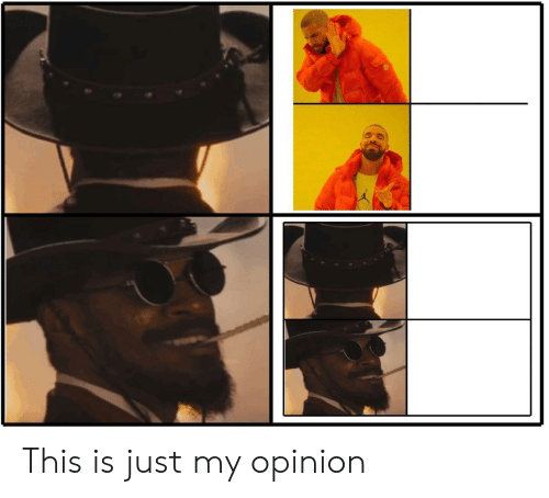 This, This Is, and Just: This is just my opinion