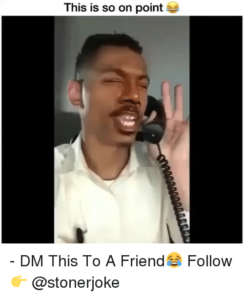 Memes, 🤖, and Friend: This is so on pointe - DM This To A Friend😂 Follow 👉 @stonerjoke