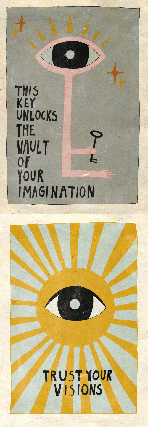 vault: THIS  KEY  UNLOCKS  THE  VAULT  OF  YOUR  İMAGINATION   TRUST YOUR  VISIONS
