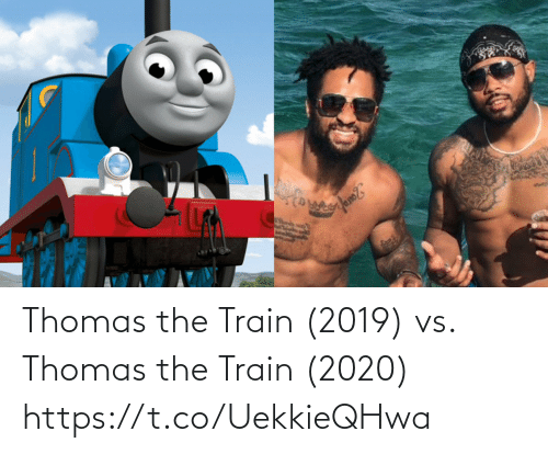 NFL: Thomas the Train (2019) vs. Thomas the Train (2020) https://t.co/UekkieQHwa