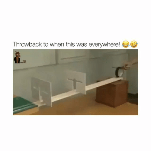 Memes, 🤖, and This: Throwback to when this was everywhere!