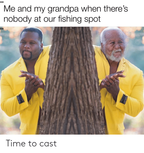 Time: Time to cast