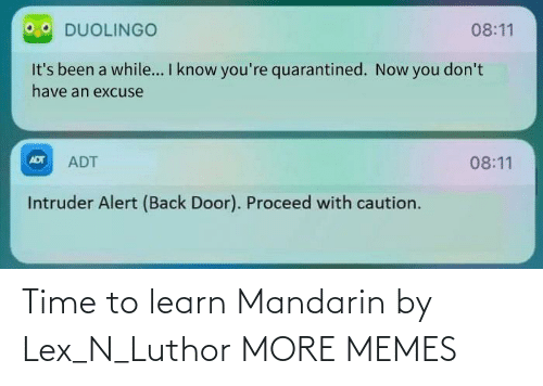 Lex: Time to learn Mandarin by Lex_N_Luthor MORE MEMES