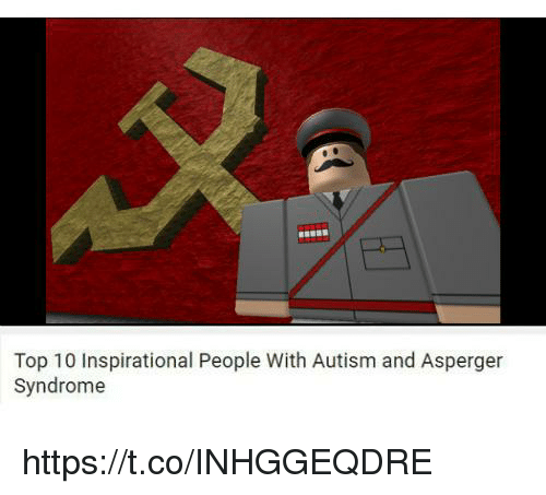 Autism, Top, and Asperger: Top 10 Inspirational People With Autism and Asperger  Syndrome https://t.co/INHGGEQDRE