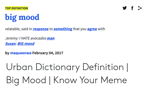 25 Best Memes About Urban Dictionary Definition Urban Dictionary Definition Memes Contribute to lovac42/hoochiemama development by creating an account on github. urban dictionary definition memes