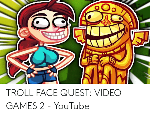 Quest Video: TROLL FACE QUEST: VIDEO GAMES 2 - YouTube