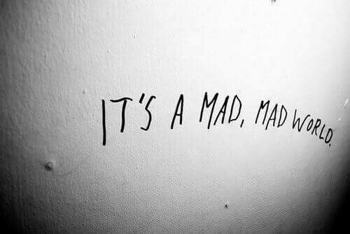 Mad, Tad, and A: TS A MAD, tAD i