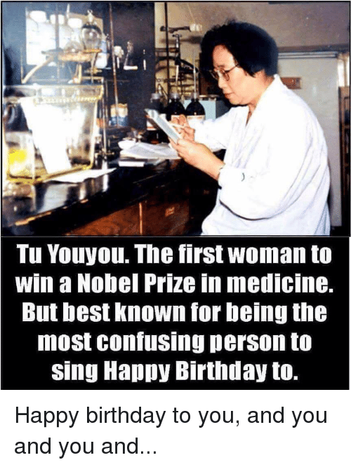 Tu Youyou the First Woman to Win a Nobel Prize in Medicine