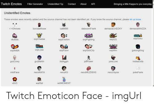 4Gitte by Nectarxo - FrankerFaceZ | Twitch Emotes Meaning Meme on