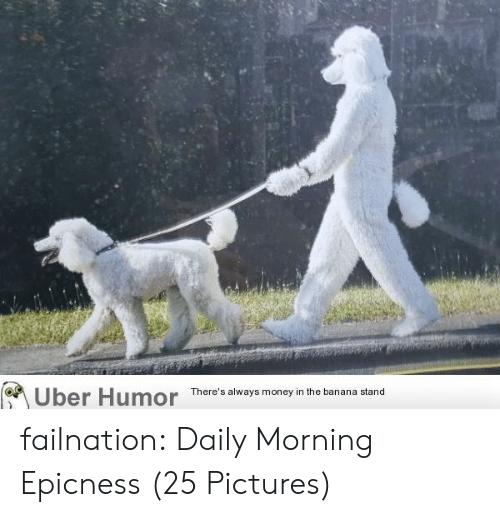 Epicness: Uber  Humor  There's always money in the banana stand failnation:  Daily Morning Epicness (25 Pictures)
