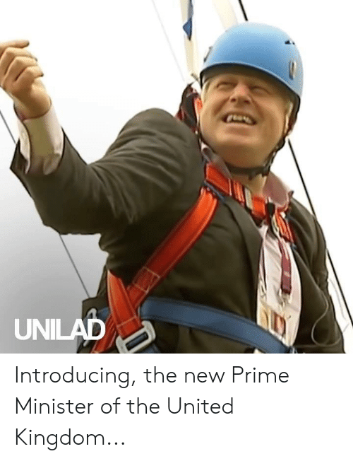 prime minister: UNILAD Introducing, the new Prime Minister of the United Kingdom...