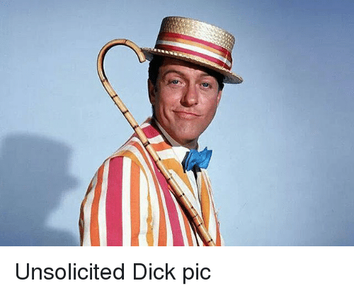 unsolicited: Unsolicited Dick pic