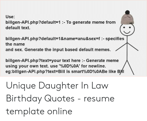 🅱️ 25 Best Memes About Daughter in Law Birthday Meme